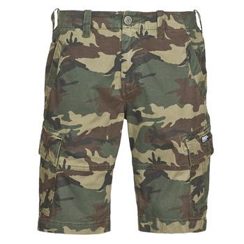 Oblačila Moški Kratke hlače & Bermuda Superdry CORE CARGO SHORTS Kamel