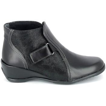 Čevlji  Ženske Polškornji Boissy Boots Noir Črna