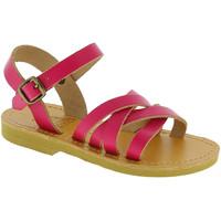 Čevlji  Deklice Sandali & Odprti čevlji Attica Sandals HEBE CALF FUXIA Fucsia