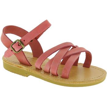 Čevlji  Deklice Sandali & Odprti čevlji Attica Sandals HEBE NUBUK PINK Rosa chiaro