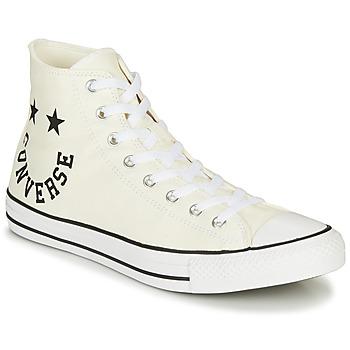 Čevlji  Moški Visoke superge Converse CHUCK TAYLOR ALL STAR CHUCK TAYLOR CHEERFUL Bela