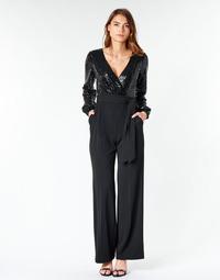 Oblačila Ženske Kombinezoni Lauren Ralph Lauren Alexis Črna