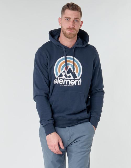 Oblačila Moški Puloverji Element SONATA Modra