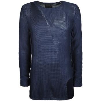 Oblačila Moški Puloverji Barbarossa Moratti  Modra