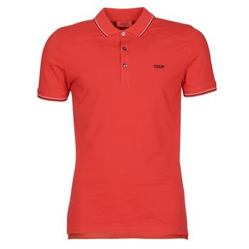 Oblačila Moški Polo majice kratki rokavi HUGO DINOSO 202 Rdeča