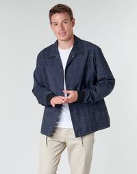 Oblačila Moški Jakne HUGO UROQ2022 Modra