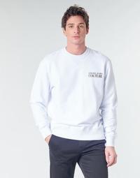 Oblačila Moški Puloverji Versace Jeans Couture B7GVA7FB Bela
