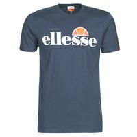 Oblačila Moški Majice s kratkimi rokavi Ellesse SL  PRADO Modra