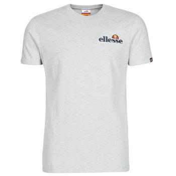 Oblačila Moški Majice s kratkimi rokavi Ellesse VOODOO Siva