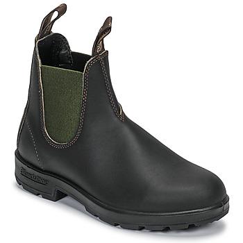 Čevlji  Polškornji Blundstone ORIGINAL CHELSEA BOOTS 519 Kostanjeva / Kaki