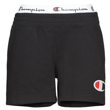 Oblačila Ženske Kratke hlače & Bermuda Champion KOUSANE Črna