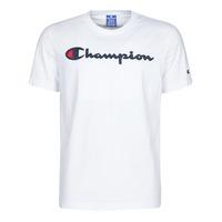 Oblačila Moški Majice s kratkimi rokavi Champion 214194 Bela