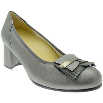 Čevlji  Ženske Salonarji Calzaturificio Loren LO60878gr grigio