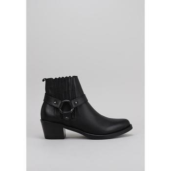 Čevlji  Ženske Gležnjarji Lol  Črna