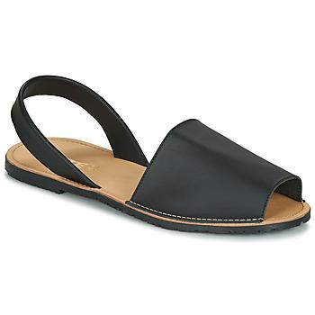 Čevlji  Ženske Sandali & Odprti čevlji So Size LOJA Črna