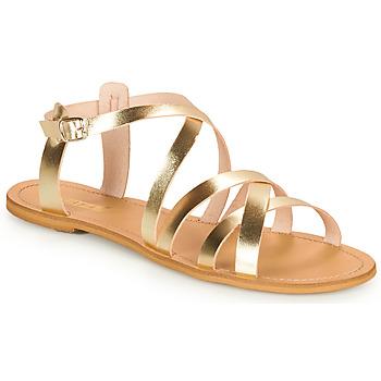 Čevlji  Ženske Sandali & Odprti čevlji So Size IDITRON Pozlačena