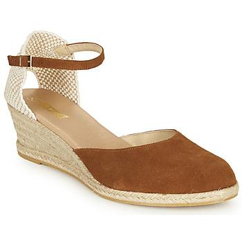 Čevlji  Ženske Sandali & Odprti čevlji So Size JITRON Kamel