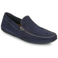 Čevlji  Moški Mokasini So Size MIJI Modra
