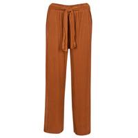 Oblačila Ženske Lahkotne hlače & Harem hlače Moony Mood  Rouille