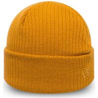 Tekstilni dodatki Moški Kape New-Era Lightweight cuff knit newera Črna