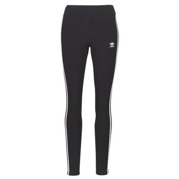 Oblačila Ženske Pajkice adidas Originals 3 STR TIGHT Črna
