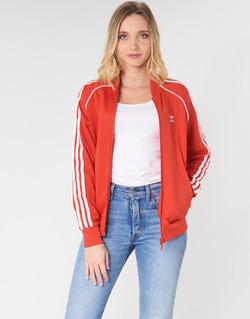 Oblačila Ženske Športne jope in jakne adidas Originals SS TT Rdeča / Luxuriant