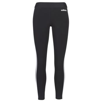 Oblačila Ženske Pajkice adidas Performance E 3S TIGHT Črna