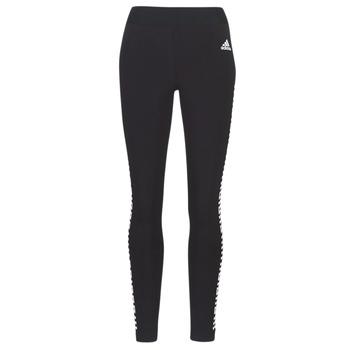 Oblačila Ženske Pajkice adidas Performance MHE GR TIGHTS Črna