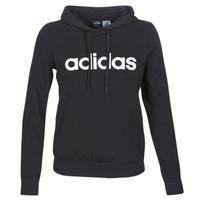 Oblačila Ženske Puloverji adidas Performance E LIN OH HD Črna