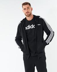 Oblačila Moški Puloverji adidas Performance E 3S FZ FT Črna