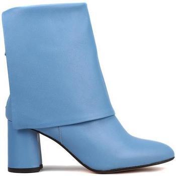 Čevlji  Ženske Gležnjarji Roberto Torretta  Modra