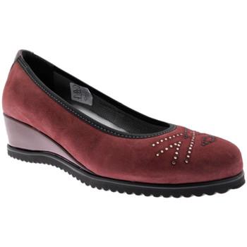 Čevlji  Ženske Balerinke Calzaturificio Loren LOX5905bo nero