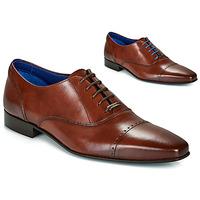 Čevlji  Moški Čevlji Richelieu Azzaro DOGME Cognac