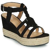 Čevlji  Ženske Sandali & Odprti čevlji Bullboxer 175018F2T Črna