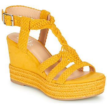 Čevlji  Ženske Sandali & Odprti čevlji Bullboxer 175018F2T Rumena
