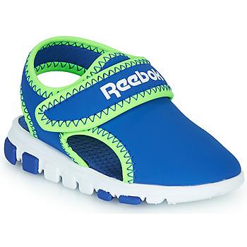 Čevlji  Dečki Sandali & Odprti čevlji Reebok Sport WAVE GLIDER III Modra / Zelena