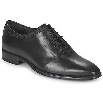 Čevlji  Moški Čevlji Richelieu Carlington MINEA Črna