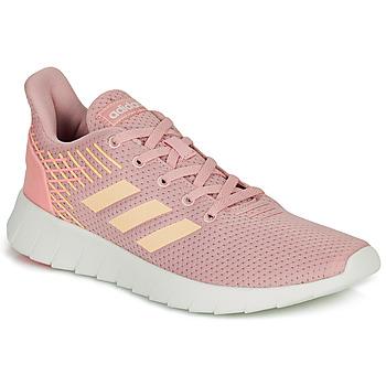 Čevlji  Ženske Tek & Trail adidas Performance ASWEERUN Rožnata
