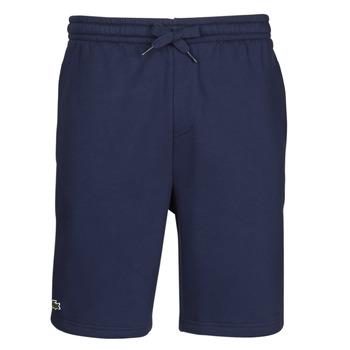 Oblačila Moški Kratke hlače & Bermuda Lacoste AYCHA Modra