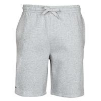 Oblačila Moški Kratke hlače & Bermuda Lacoste ANJARA Siva