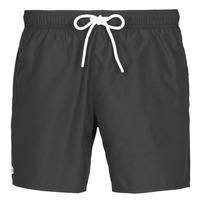 Oblačila Moški Kopalke / Kopalne hlače Lacoste FLORI Črna