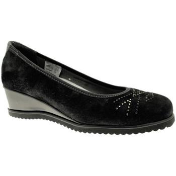 Čevlji  Ženske Balerinke Calzaturificio Loren LOX5905ne nero