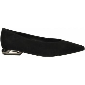 Čevlji  Ženske Balerinke Tosca Blu MARY c99-nero