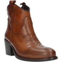 Čevlji  Ženske Gležnjarji Exton MZ40 Leather