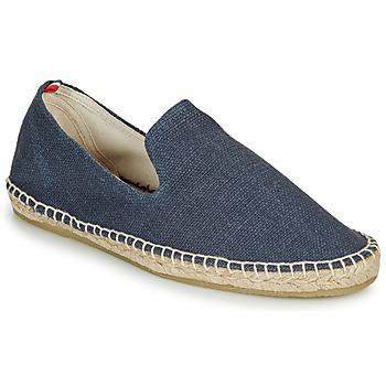 Čevlji  Moški Espadrile 1789 Cala SLIPON COTON Modra