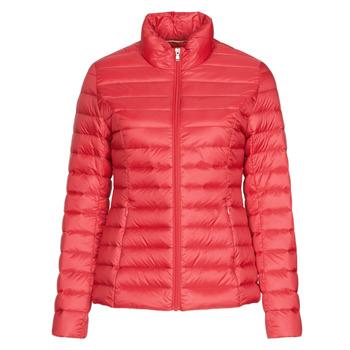 Oblačila Ženske Puhovke JOTT CHA Rdeča