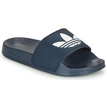 Čevlji  Natikači adidas Originals ADILETTE LITE Modra