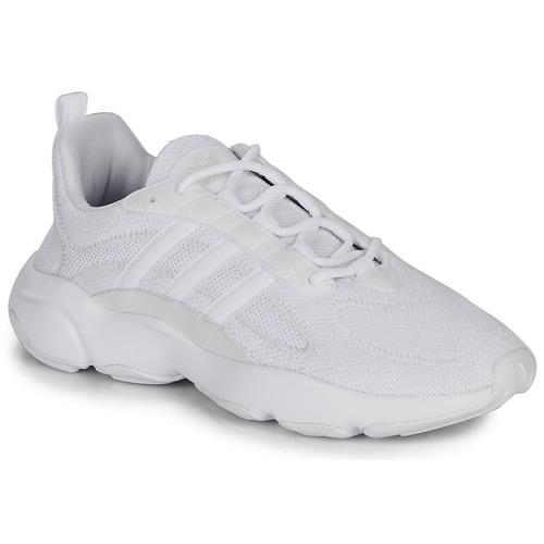 Čevlji  Moški Nizke superge adidas Originals HAIWEE Bela