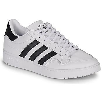 Čevlji  Nizke superge adidas Originals MODERN 80 EUR COURT Bela / Črna