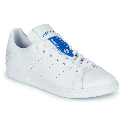Čevlji  Nizke superge adidas Originals STAN SMITH Bela